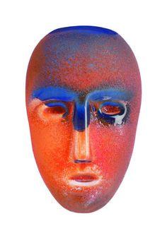 Brains Cesare - Bertil Vallien for Kosta Boda Glassworks
