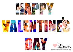 disney happy valentines day clip art