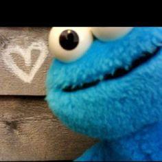 cookie monster (: