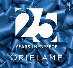 Oriflame Xrusa Stergiadou: ΝΕΟΣ ΚΑΤΑΛΟΓΟΣ ΜΑΪΟΥ Γιορτάζουμε 25 Χρόνια στην Ελ...