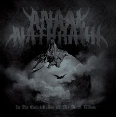 Anaal Nathrakh - In the Constellation of the Black Widow. Love the raw black metal vocals with the bass heavy death metal