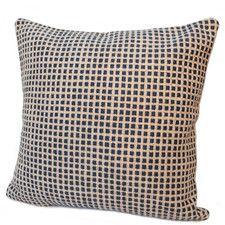 Island Protege Grid Throw Pillow