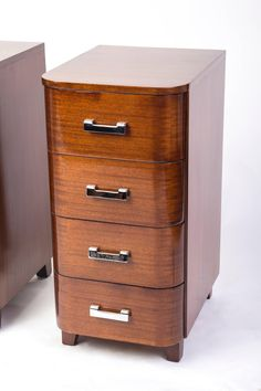 Shop Art Deco end tables at the world's largest source of Art Deco and other authentic period furniture. Art Deco Furniture, Furniture Sale, Filing Cabinet, End Tables, Shabby Chic, Architecture, Storage, Modern, Vintage