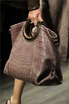 extra-large Ferragamo bag