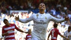 CR7 Nets Five - http://gazettereview.com/2015/04/cr7-nets-five/