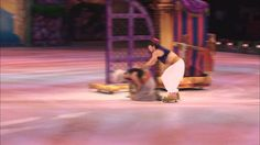 Disney On Ice presents Princesses & Heroes. Still ecstatic that I got to see this!