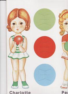 Paper Dolls - INMACULADA R. L - Picasa Webalbum