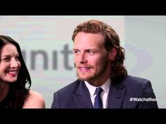 NEW Video Interview of Sam Heughan and Caitriona Balfe from XFinity | Outlander Online