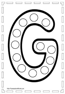 Escuela infantil castillo de Blanca: ABECEDARIO GOMETS