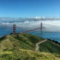 marin headland hikes
