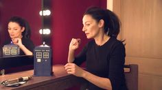 DOCTOR WHO's Michelle Gomez answers questions from the TARDIS tin! -BBC ...