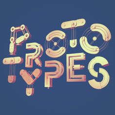 Prototypes by Pedro Veneziano, via Behance