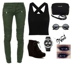 """Sin título #187"" by lunapink on Polyvore"