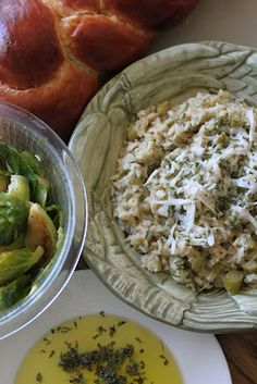 Asparagus Risotto | Meatless Meals for Meat Eaters