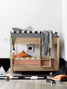 what a bunk bed!