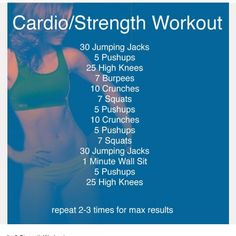 Cardio health-and-exercise ab-workout