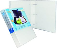 UniKeep 3 Ring Binder - Clear - Case View Binder - 1.5 In... #UniKeep https://www.amazon.com/dp/B01789E5GK/ref=cm_sw_r_pi_dp_x_Yw0kybWXKY3HT #Document Safety #Protection