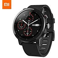 a585ff35b6de EdwayBuy Xiaomi Amazfit Stratos 2 Smartwatch Reloj Inteligente Deportivo  con GPS Bluetooth Pantalla Táctil Monitor de