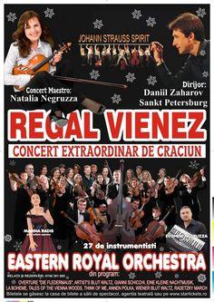 """""""Regal vienez"""" - Concert extraordinar de Craciun"""
