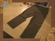 Remixing Clothes-Making pants into knickers