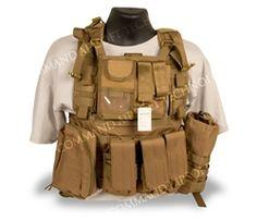 Airsoft tactical vest: CIRA Armor Vest