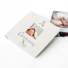 Teddy Christening Gifts Photo Album - Christening Gifts