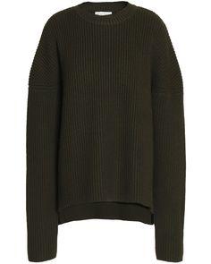 Amanda Wakeley - Medium Knit Dark Green - Lyst Amanda Wakeley 88ef303de