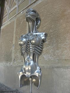 H. R. Giger museum | Flickr - Photo Sharing!