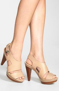 MICHAEL Michael Kors 'Carla' Sandal | Nordstrom - Could I wear these to work?