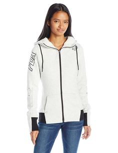Fox Women's Objective Sherpa Zip up Hoodie *** See this great product.