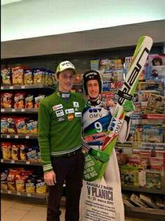 Ski Jumping, Slovenia, Jumpers, Skiing, Happy, Ski, Jumper, Ser Feliz, Being Happy