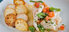 This Fish is the Dish recipe is fairly simple to make, but eye-catching and delicious nonetheless