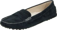 awesome Patricia Green Women's Katherine Loafer, Navy, 6 M US
