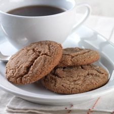 Gluten-Free Soft Molasses Cookies: Sweet, soft, and chewy — not dry and crumbly. #TadaMoments