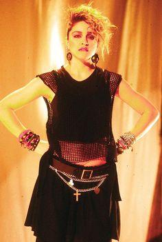Madonna, 1984