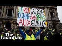 Yellow Vests Movement Gilets Jaunes