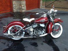 1942 Harley Davidson Flathead WLA
