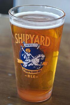 Favorite seasonal beer from my favorite brewery in Portland, Me. Thank you sister!