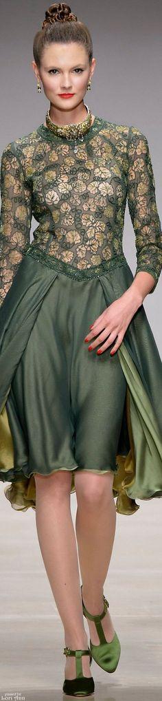NW ♥ ♥ ♥ Nimrodt Wolfenstein Raffaella Curiel Couture F