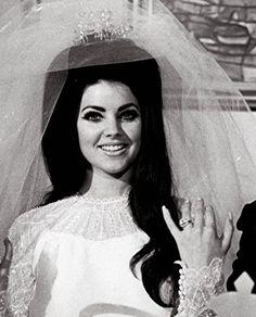 Priscilla Beaulieu married Elvis Presley, May 1, 1967