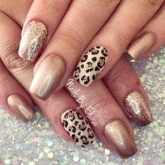 Acrylic Nail Designs 614671049128934674 - Leopardenmuster Nail Design – Beauty Life Tipps # … Source by idellburchett Leopard Nail Designs, Leopard Nail Art, Leopard Print Nails, Acrylic Nail Designs, Acrylic Nails, Coffin Nails, Animal Nail Designs, Bright Nail Designs, Animal Nail Art