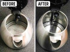 Descaling and Cleaning Your Tea Kettle with a Natural Homemade Solution