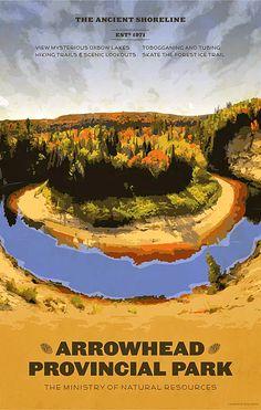 Arrowhead Provincial Park, Ontario