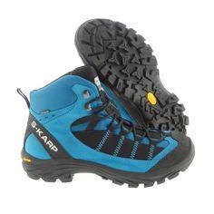 S-KARP Explorer, Turqoise Blue, Trekking, Hiking Shoes, waterproof and Virbam sole Hiking Shoes, Trekking, Urban, Boots, Casual, Fashion, Crotch Boots, Moda, Fashion Styles
