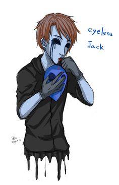 Eyeless Jack by DeluCat on DeviantArt Eyeless Jack, Jack Creepypasta, Creepypasta Characters, Neko, 2016 Funny, Creepy Pasta Family, Ben Drowned, Jeff The Killer, Deviantart
