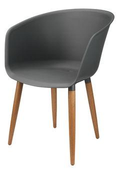 Tuoli VARMING harmaa | JYSK