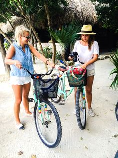 10 Best things to do in Tulum Mexico - a travel guide including swims, bikes and cocktails