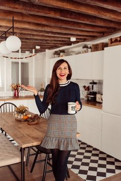7 tips for tidying up your interior and feeling better at home Preppy style Fall Winter Outfits, Autumn Winter Fashion, Spring Outfits, Winter Style, Style Preppy, Mode Bcbg, Fall Fashion Colors, Mode Simple, Prep Style