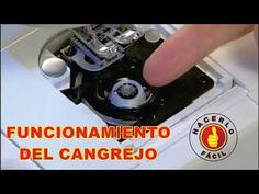 Mantenimiento Máquina de Coser Mecánica - Cangrejo Vertical - YouTube