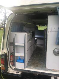 Ford Econovan Campervan
